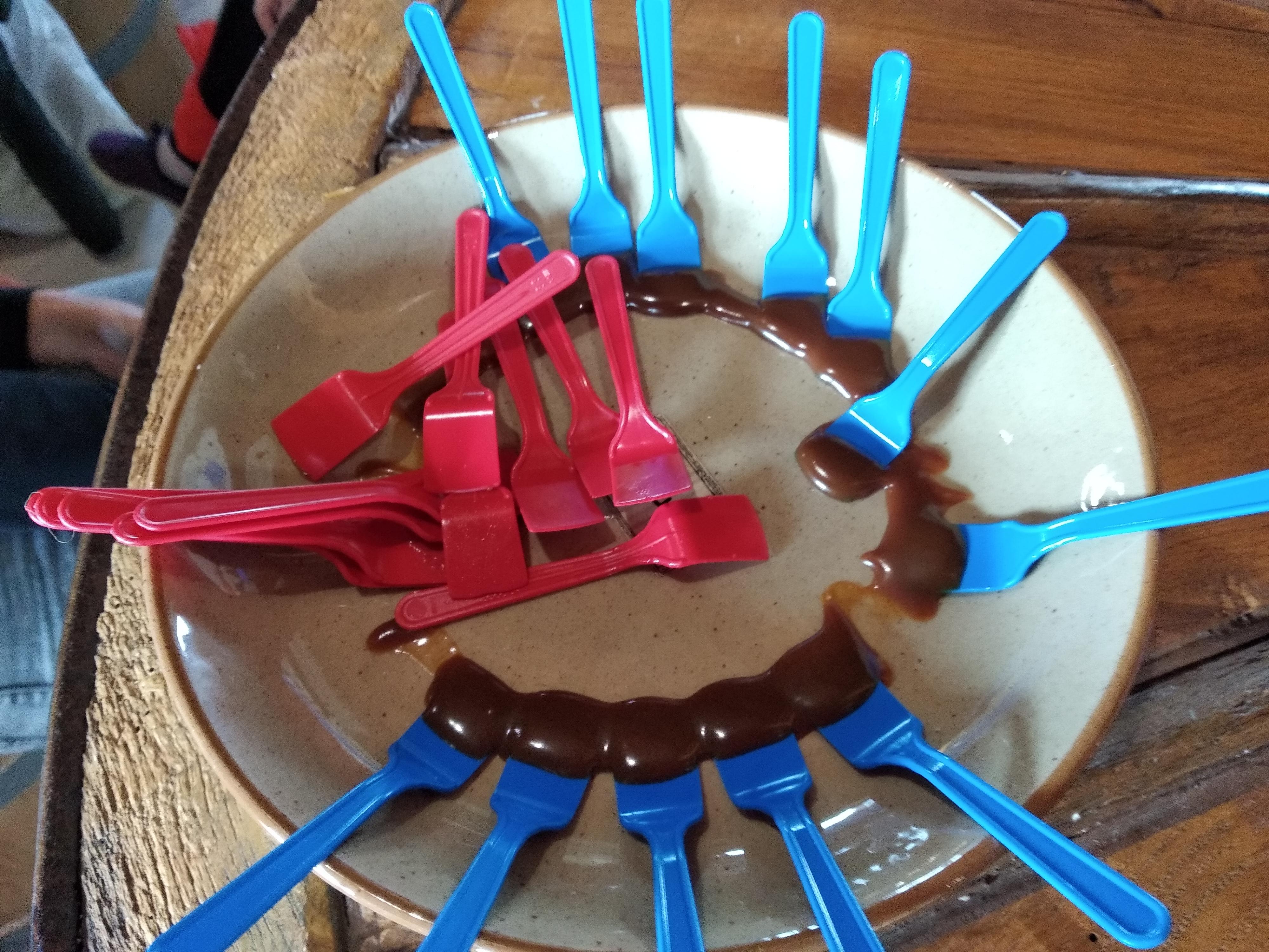 A l'usine de caramels